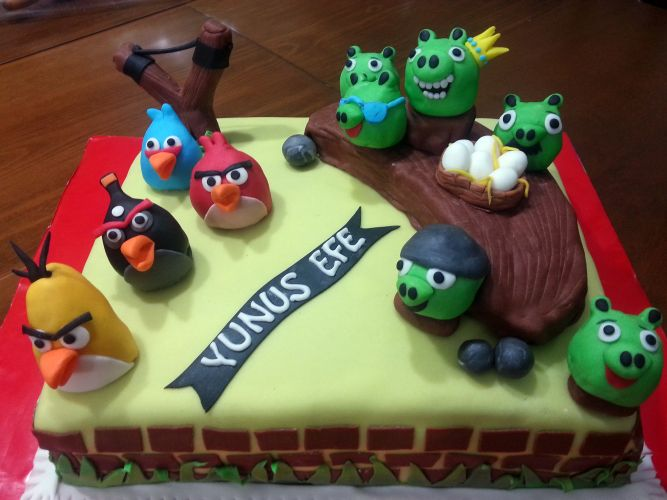 Angry Birds – 1