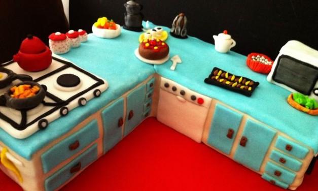 Mutfak Yaş Pasta
